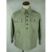 Load image into Gallery viewer, WW2 Italian Giacca A Vento Wind Coat Giubba Grey Enlisted