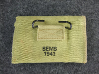 WWII US M-1924 First Aid Pouch