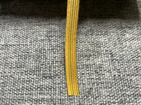 WW2 Japanese Collar Rank Cord Line 1 Yard