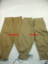 Load image into Gallery viewer, WW2 Italy Italian Tropical Troops M1941 Capri Pants Pantalone