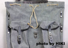 Load image into Gallery viewer, WW2 World War 2 Finland Finnish Rucksack Bag Gray