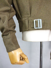 Load image into Gallery viewer, WWII Great Britain British Army P40 Battle Dress Uniform Wool Jacket Tunic