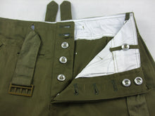 Load image into Gallery viewer, WWII German DAK Afrikakorps Combat Shorts Green