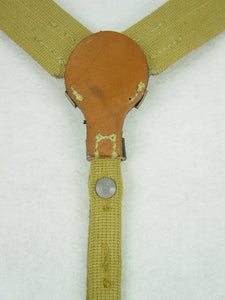WW2 German Tropic Web Y-strap