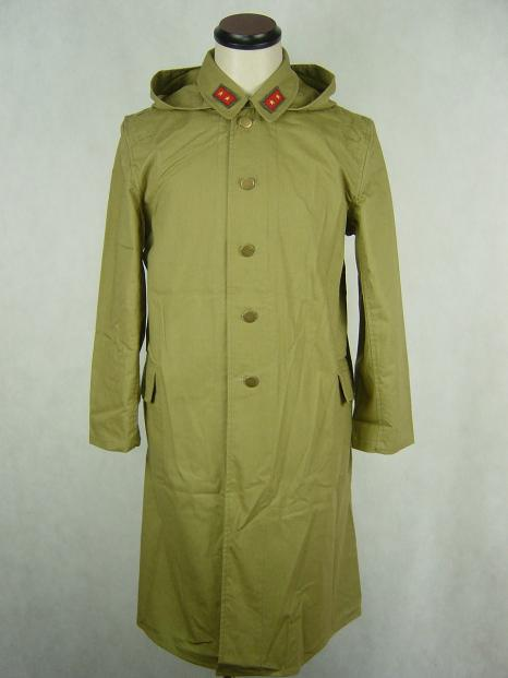 WWII IJA Japanese Army Raincoat Rain Coat