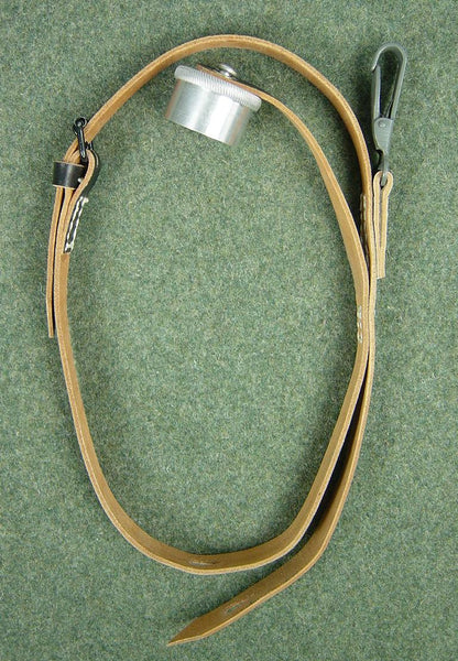 WWII German Canteen's Leather Carry Strap 1L