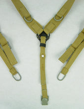 Load image into Gallery viewer, WW2 German Tropic Web Y-strap
