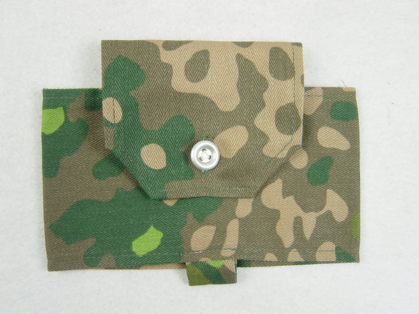 WW2 German 6X Binoculars Cover Dot 44 Camo Replica