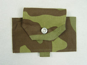 WW2 German 6X Binoculars Cover Italy Camo Replica
