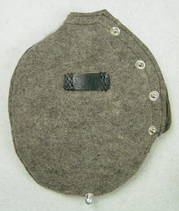 WWII German 0.7L Canteen's Cover + Strap TOP