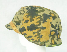 Load image into Gallery viewer, WWII German Elite OAK Reversible Helmet Cover Reproduction