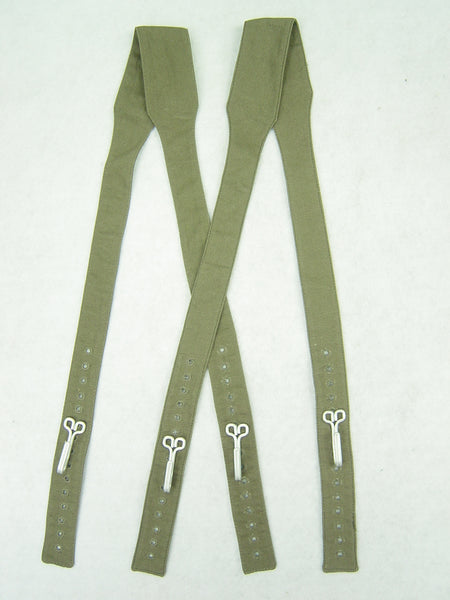 WW2 German Uniform Internal Suspenders & Belt Hooks