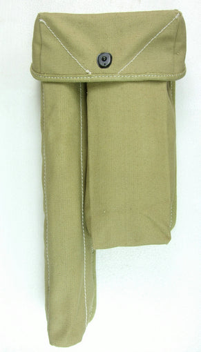 WWii US Army Radio Bag Pouch Canvas
