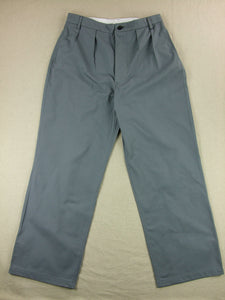 WW2 China KMT Enlisted Officer Field Pants Trousers Grey