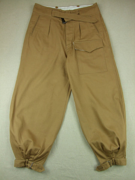 WW2 German LW Luftwaffe Tropic M41 Trousers Pants