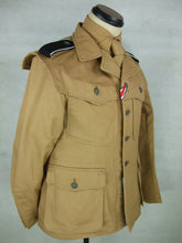 Load image into Gallery viewer, WWII German Elite Afrikakorps Combat Tunic Jacket