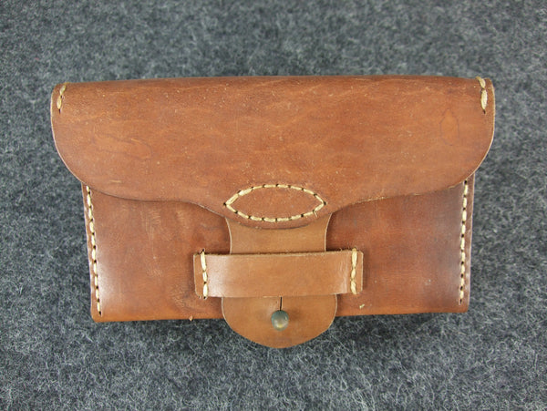WW2 Japan Engineer Ammo Pouch Leather