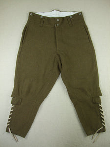 WW2 France French M38 M1938 Wool Pants Breeches