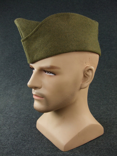 WW2 France French Wool Side Cap