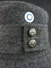 Load image into Gallery viewer, WW2 Finnish EM Soldier Field Cap With Badge 100% Accurate Repro