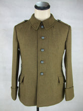 Load image into Gallery viewer, WW2 France French M38 M1938 Wool Tunic Jacket