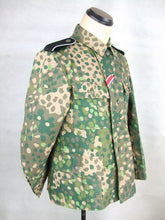 Load image into Gallery viewer, WWII German Elite HBT Pea Dot 44 Field Tunic
