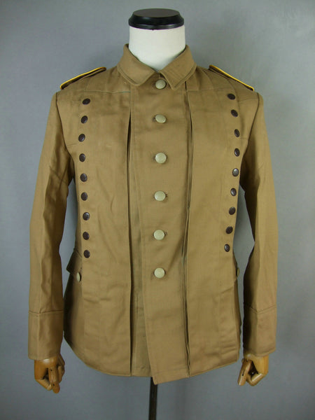 WW2 German Luftwaffe Afrika Paratrooper Ramcke Brigade Tunic