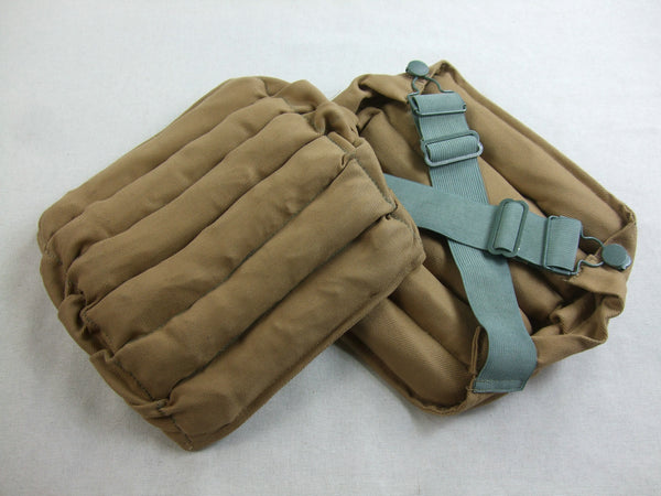 WWII German Fallschirmjaeger Knee Pad Sand