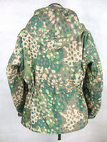 WWII German Elite HBT Pea Dot Reversible Winter Parka