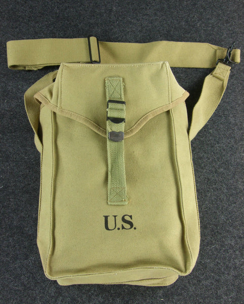 WWII US Army General Purpose Ammo Bag + Strap