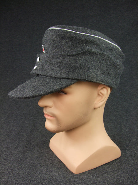 WWII German LW M43 Field Cap Officer