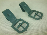 WW2 German Y-Straps Steel Hook Reproduction X2