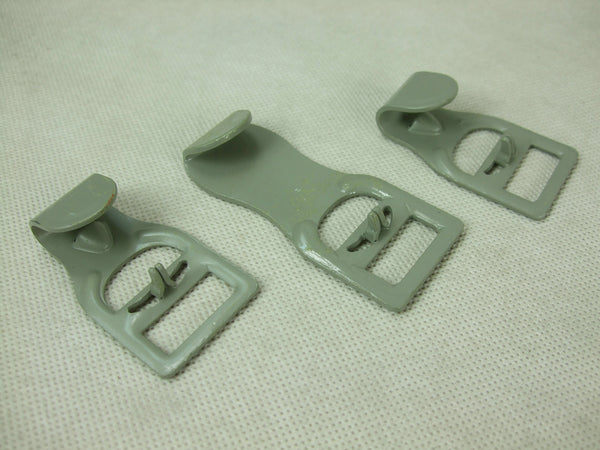 WWII German LW Luftwaffe Y Straps Hooks Set