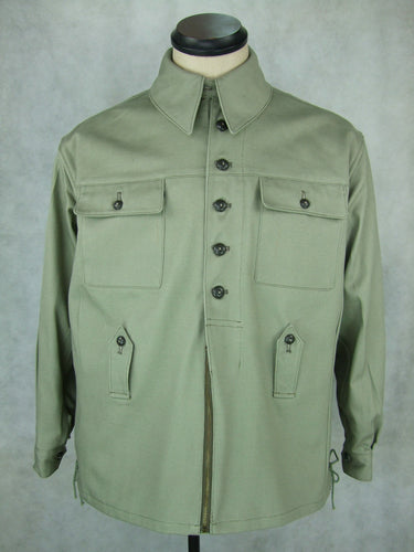 WW2 Italy Italian Giacca A Vento Wind Coat Giubba Grey Officer