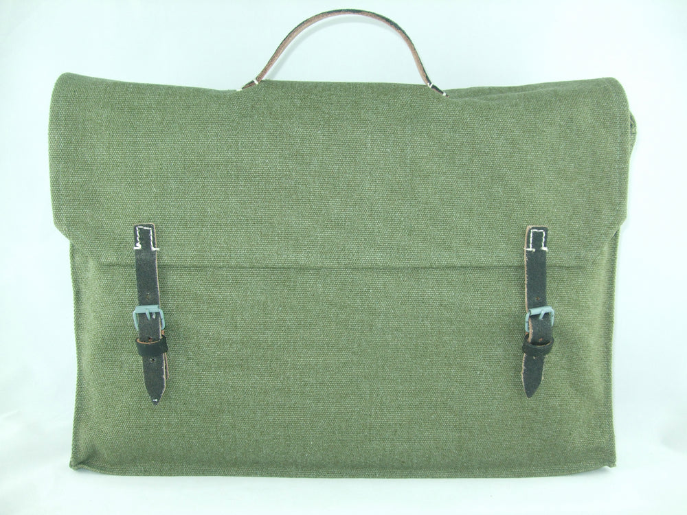 WW2 German Canvas Bag Pouch For Off Season Cloths