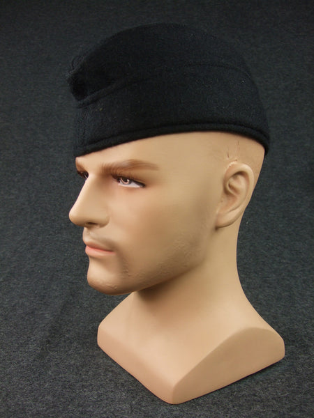 WWII German Elite M40 Side Cap EM Soldier Panzer