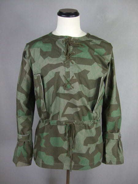 WW2 German WH M40 Splinter Camo Smock