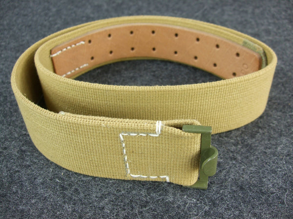 WW2 German Afrikakorps DAK EM Soldier Belt