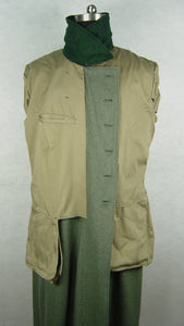 WWII World War 2 German M36 M37 Wool Greatcoat Overcoat