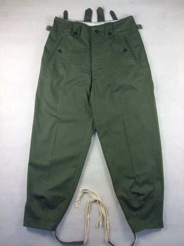 WWII German HBT M43 Field Trousers Pants Reproduction