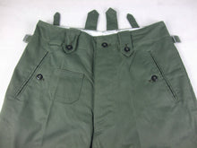 Load image into Gallery viewer, WWII German HBT M43 Field Trousers Pants Reproduction