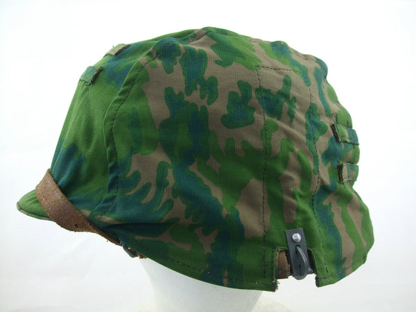 WWII German Palm/Forest Reversible Helmet Cover