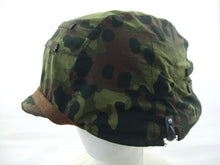 Load image into Gallery viewer, WWII German Elite Plane Tree Number 1/2 Reversible Helmet Cover