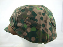 Load image into Gallery viewer, WWII German Pea Dot 44 M35 Helmet Cover Reproduction