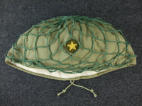 WWII Japanese Type 90 T90 Helmet + Cover + Net Set IJA