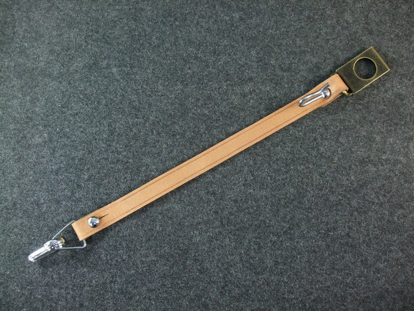 WWII Japanese IJA Sword Belt Strap Chain