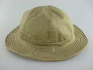 WWII Japanese Navy IJN Tropics Bucket Hat Heavy Cotton