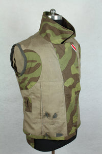WWII German Elite Italian Camo Panzer Jacket