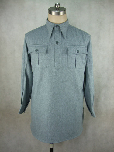 WW2 Italy Italian M1939 M39 Shirt Top Flannel