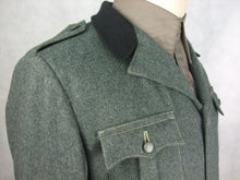 Load image into Gallery viewer, WW2 Italy Italian M1937 Grey Green Wool Tunic Giubba